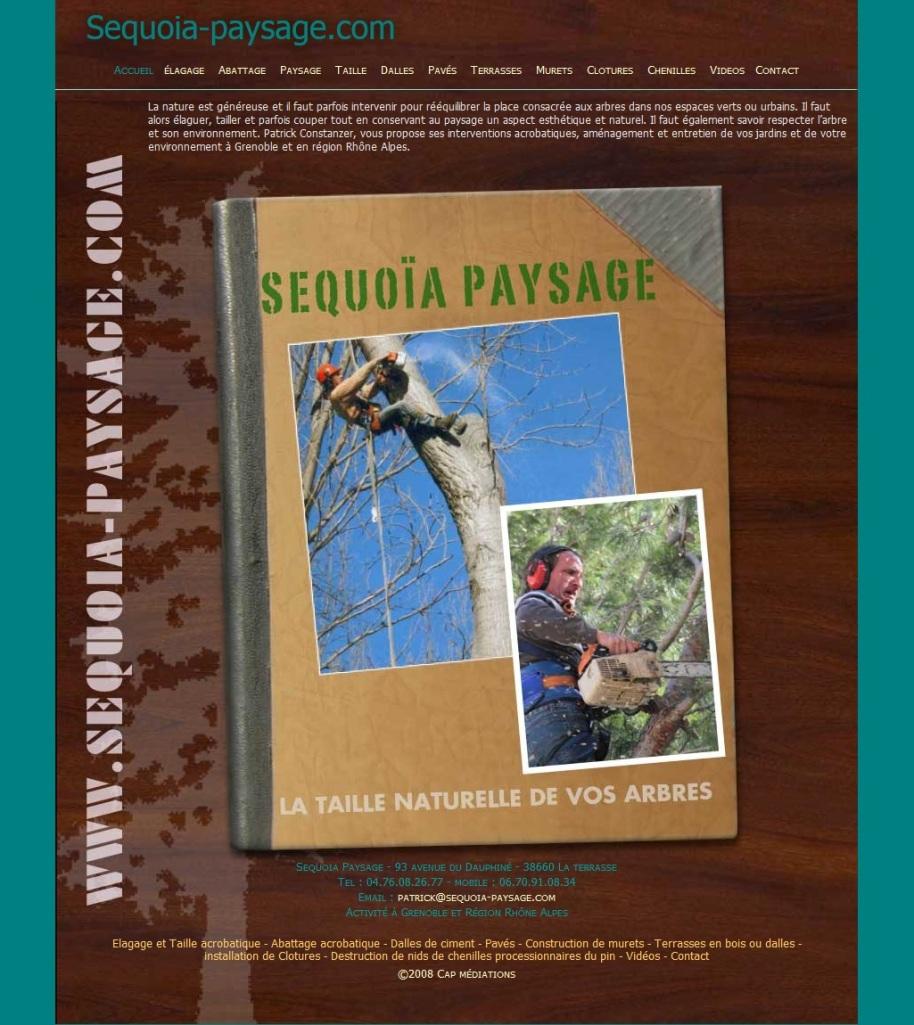 Sequoîa Paysage : élagage, paysagiste, abattage