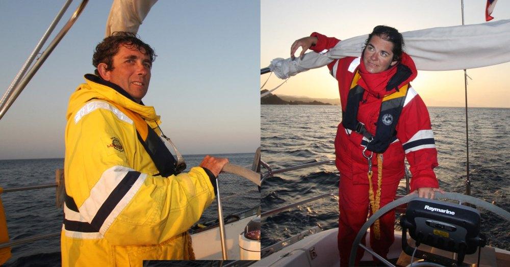Serge et Agnès Briez Huchon