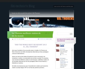 blog ski-technic