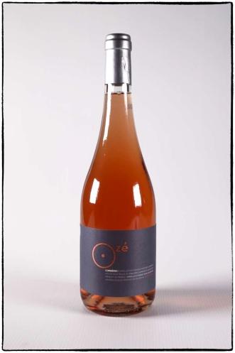 Ozé, vin rosé bio du Mas des caprices, Photographie Serge Briez pour Cap Médiations 2012