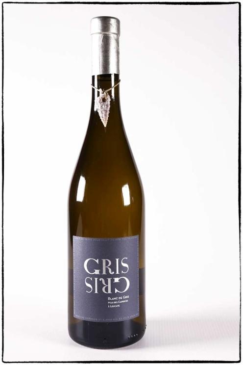 Gris Gris, vin blanc bio du du Mas des caprices, Photographie Serge Briez pour Cap Médiations 2012