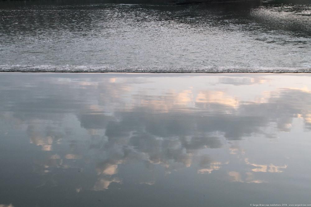 FLORENCE l'Arno, photo Serge Briez®