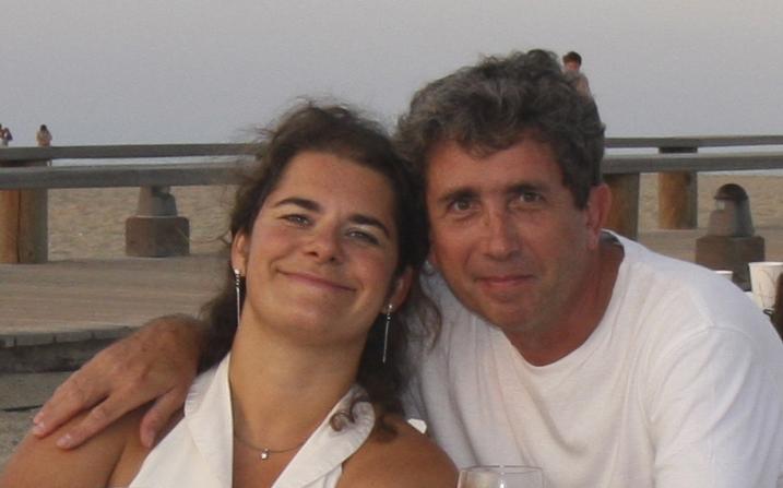 Agnès et Serge Briez Huchon