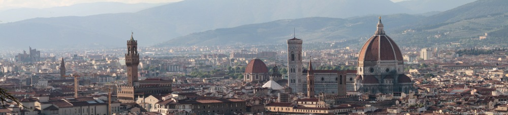 Panoramique de FLORENCE, photo Serge Briez®