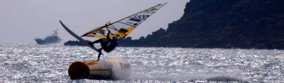 Wind surf, Mondial du vent, photo Serge Briez, Cap médiations