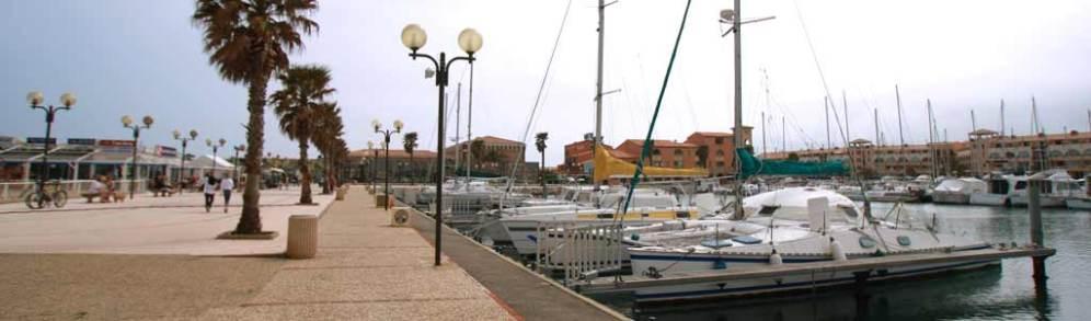 Port de Leucate, photo serge Briez, Cap médiations