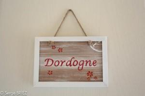 Photo Chambre Dordogne pour les Chambres d'hôte de Rouffiac, entre lot et Dordogne, Photo Serge Briez, Cap Médiations 2013