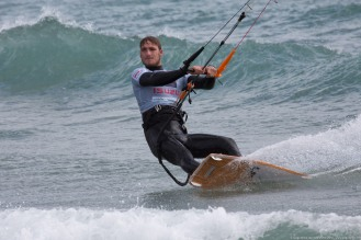 KITE SURF mondial du vent Leucate, photo Serge Briez®