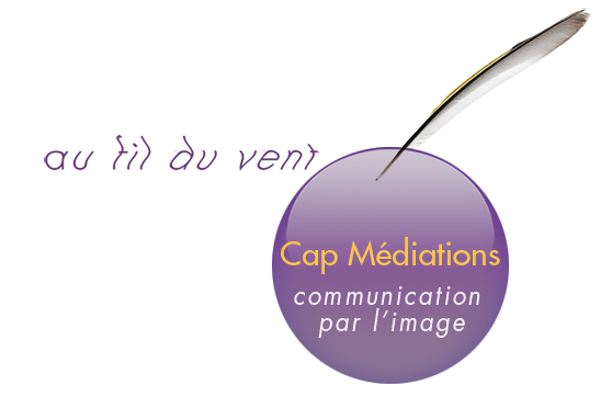 Logo Cap Médiations communication par l'image